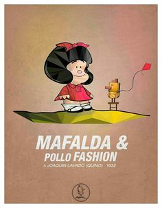 Mafalda & pollo fashion