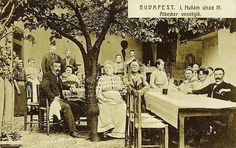 Vintage Pictures, Old Pictures, Old Photos, Austro Hungarian, Budapest Hungary, Funny Comics, Historical Photos, In This Moment, Landscape