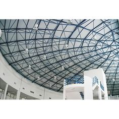Space Frame Components Manufacturer in India – Helping In the Construction of Strong and Complex Column Free Structures Roof Structure, Steel Structure, Architectural Engineering, Space Frame, Roofing Systems, Built Environment, Project Management, Architecture Details, Steel Frame