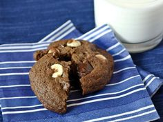 Get Triple Chocolate Chunk Cookies Recipe from Cooking Channel