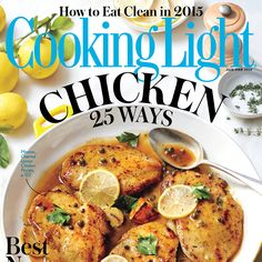 Find all the healthy recipes from Cooking Light's January/February 2015 issue.