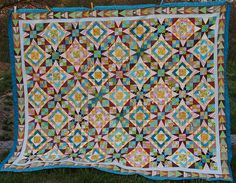 Patchwork Jitka: Quilts 2012 - 2014, Celtic Solstice