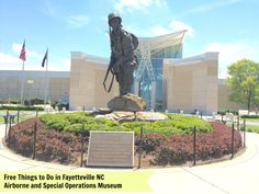 Free Things to Do in Fayetteville NC - Airborne and Special Operations Museum HealthyFamilyMatters.com
