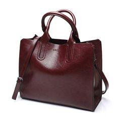 2a0baedbb5e9 Leather Handbags. Leather HandbagsBlack HandbagsLeather PursesTote  HandbagsPu LeatherLadies HandbagsCrossbody BagsTote ...