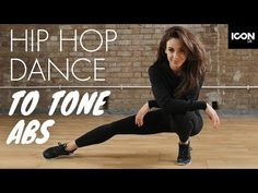 Get great abs fast with this Hip Hop Dance workout by Danielle Peazer. The gorgeous Danielle Peazer shows us some Hip Hop dance moves that she uses to keep i...