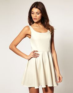 Club Monaco White Dress (Summer 2011). I absolutely love this dress!