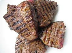 Lamb Chops Rubbed with Ras El Hanout. Use our already prepared Ras el Hanout Blend or make your own!!