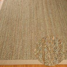 Mayfair Seagrass Rug Sage Khaki For The Home