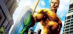 Two different Aquaman scripts are currently in development over at Warner, and they will ultimately decide which script to go with before production begins.