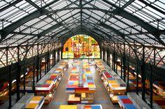 Gallery of Ataranzas Municipal Market Restoration Project / Aranguren & Gallegos Arquitectos - 1