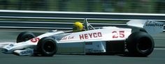 Harald Ertl - 1977 - Hesketh Racing 308E