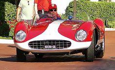 Ferrari 1957 TRC 500