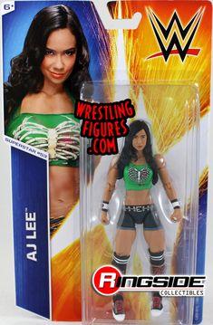 Aj Lee, Undertaker Brock Lesnar, Hockey Room, Wwe Toys, Wwe Action Figures, Wwe Female Wrestlers, Wwe Womens, Comic Movies, Professional Wrestling