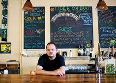 Bushwhacker Cider - Portland, OR.