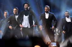 'N Sync reunion was a 'one-off for Justin Timberlake'