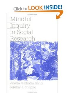 Mindful Inquiry in Social Research by Valerie Malhotra Bentz (Author), Jeremy J. Shapiro (Author). This progressive introduction to research in the social sciences guides students and new researchers by means of the maze of research traditions, cultures of inquiry and epistemological frameworks. It introduces the underlying logic of ten cultures of inquiry: ethnography; quantitative behavioral science; phenomenology; action research; hermeneutics; analysis research Action Research, Research Writing, Social Research, Academic Writing, Innovation Models, Behavioral Science, Social Science, Maze, Thesis