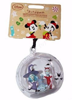 Disney Store Us, Nightmare Before Christmas Toys, Glass Globe, Barrel, Christmas Bulbs, Holiday Decor, Barrel Roll, Christmas Light Bulbs, Crates