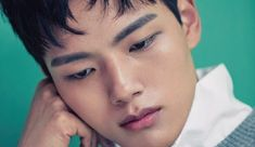 Experienced Actor Yeo Jin Goo For October Marie Claire   Couch Kimchi
