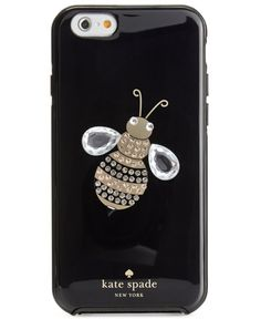 kate spade new york Jeweled Queen Bee iPhone 6/6S Case