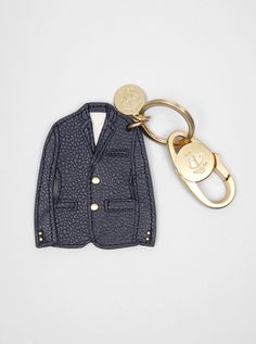Brooks Brothers Black Fleece Blazer Key Fob