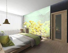 Fototapeta do spálne | DIMEX Wall Murals, Bed, Inspiration, Furniture, Home Decor, Wallpaper Murals, Biblical Inspiration, Decoration Home, Murals