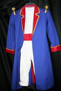 Le Petit Prince Costume - The Little Prince Costume -  Full length jacket…