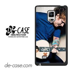 Ed Sheeran Thinking Out Loud DEAL-3826 Samsung Phonecase Cover For Samsung Galaxy Note Edge