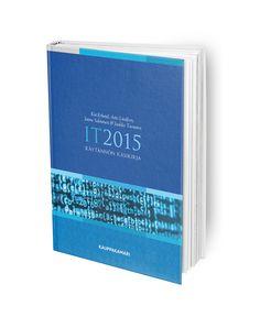 IT2015-sopimusehdot helpottavat sopimusten tekoa IT-alalla. IT2015 -kirjassa käsitellään uudistuneita ehtoja ja tietotekniikka-alalla tehtäviä sopimuksia yleisesti.