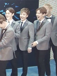 Xiutansoo? Times Baekhyun was About To Get The Shit Slapped Outa Him By Xiumin | KV