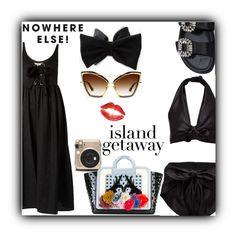 """""""Chic Island Getaway"""" by ella110 on Polyvore featuring Mara Hoffman, Miu Miu, Paula Cademartori and islandgetaway"""