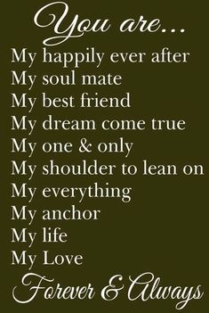 Love is the most unique and powerful thing in this world, let her know how much you love her using these inspiring love quotes and crush sayings love quotes for her for girlfriend words Soulmate Love Quotes, Love Quotes For Her, Cute Love Quotes, Romantic Love Quotes, Love Yourself Quotes, Love Poems, Quotes For Him, Me Quotes, Husband Quotes