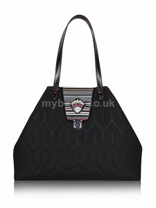 GOSHICO Quilted bag with an embroidered flap http://mybags.co.uk/goshico-quilted-bag-with-an-embroidered-flap.html