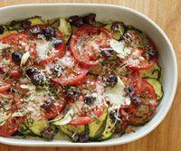 tomato zucchini tomato