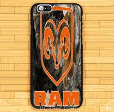 RAM iPhone Cases Case