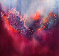 "Saatchi Art Artist Georgina Vinsun; Painting, ""Dottie May"" #art"