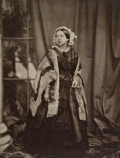 Victoria photographed by J. Mayall, 1860 Queen Victoria - Wikipedia, the free encyclopedia Queen Victoria Birthday, Queen Victoria Family, Queen Victoria Prince Albert, Victoria And Albert, Princess Victoria, Princess Diana, Reine Victoria, Victoria Reign, Queen Victoria