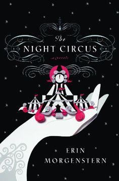 the night circus. (beautiful, beautiful story)