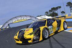 Diseño ganador en el Dunlop Art Car 2012