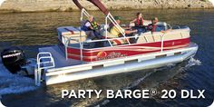 SUN TRACKER Pontoon Boats