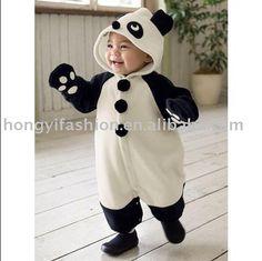 Baby Panda - vou costurar um desses! Quer quer?