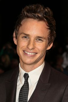 Eddie Redmayne at the Palm Springs Int'l Film Festival - Jan 2013