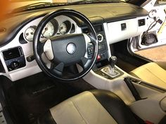 The Hog Ring is the auto upholstery industry's leading news website and online community. Visit for the latest car interior repair news, trends, projects and more. Mercedes Benz Slk, Mercedes Benz Models, Auto Motor, Motor Car, Silver Grey Paint, Paint Stripper, Touch Up Paint, Car Upholstery, Latest Cars