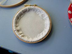 maximum RABBIT designs: how to frame your embroidery in a hoop. Embroidery Hoop Art, Cross Stitch Embroidery, Cross Stitch Hoop, Sewing Appliques, Cross Stitching, Needlework, Things To Come, Crafty, Rabbit