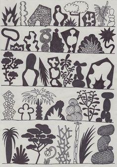 Ink Illustrations, Digital Illustration, Graphic Illustration, Charm Tattoo, Guache, Graphic Design Posters, Design Art, Art Drawings, Art Prints