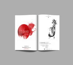 Japan Fashion Week // Poster & Print Ads on Behance