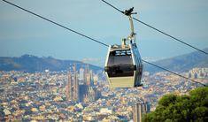 Teleférico de Montjuïc | Visit Barcelona Tickets