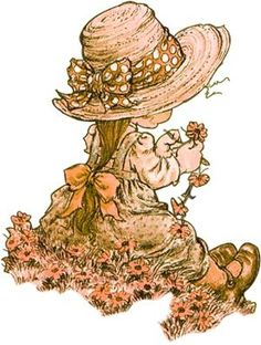 Immagini Sara Kay e Holly Hobbie Sarah Key, Holly Hobbie, Mary May, Anne Geddes, Creative Pictures, Digi Stamps, Cute Illustration, Vintage Images, Vintage Cards