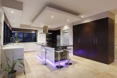 Delightful 19 Kitchen With Drop Ceiling On Stylish Ceiling Designs That Can Change The Look Of Your Home