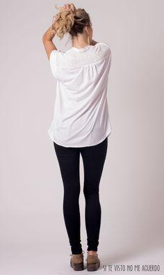 Camisa Solenne y pantalón Alanis
