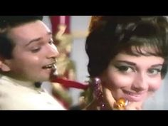 Lakhon Hain Yahan Dilwale - Mahendra Kapoor, Babita, Kismat Romantic Song (k) - YouTube
